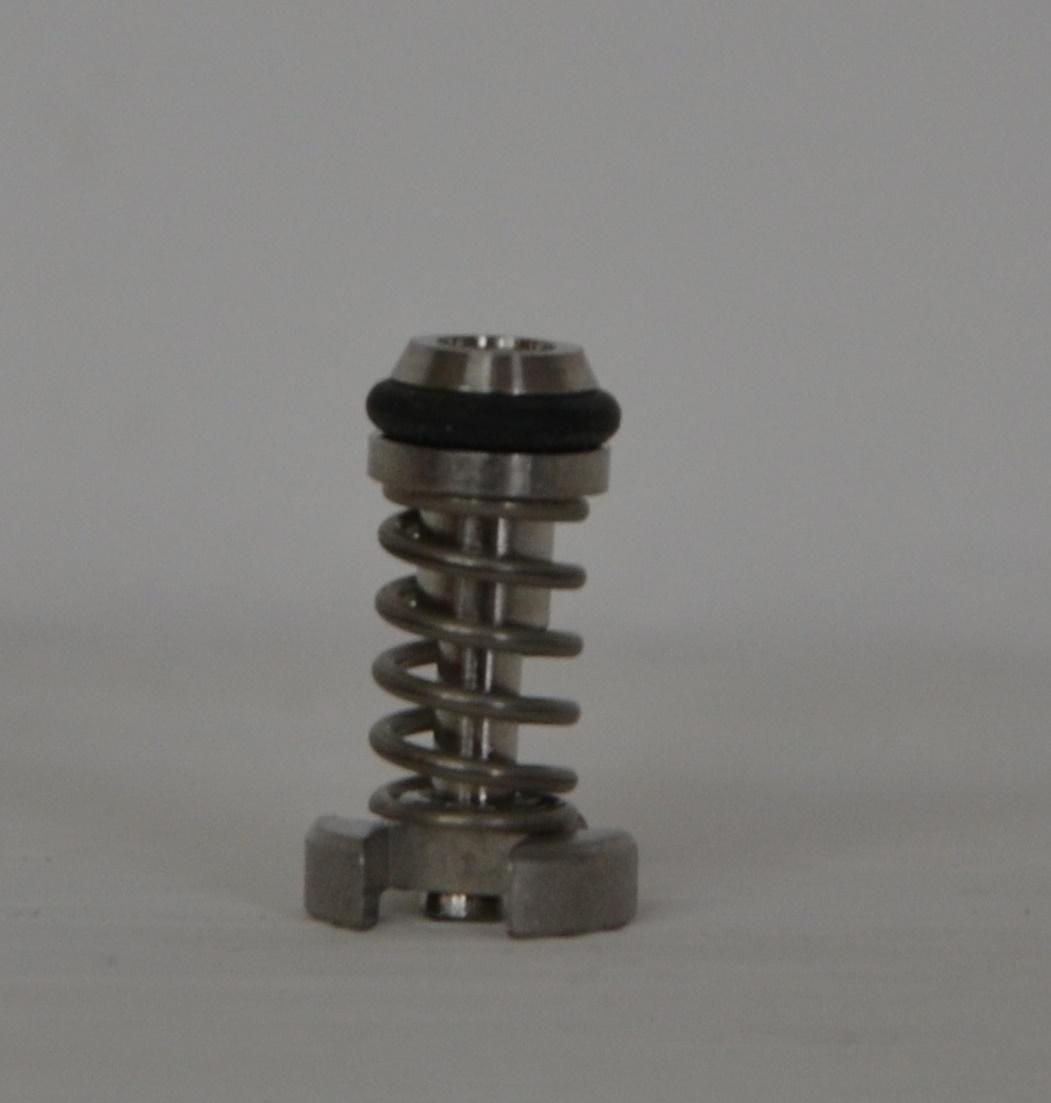 Terugslagklepje ventiel Image